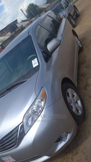 Toyota Sienna 2012 Silver   Cars for sale in Cross River State, Calabar