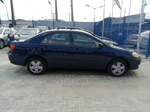 Toyota Corolla 2003 Blue   Cars for sale in Lagos State, Ajah