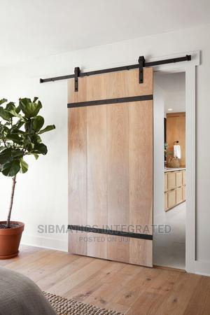 Customize Barn Doors   Doors for sale in Rivers State, Port-Harcourt