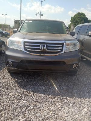 Honda Pilot 2013 Gray   Cars for sale in Abuja (FCT) State, Apo District