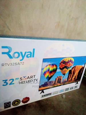 Royal Plasma Smart Tv 32' Inches | TV & DVD Equipment for sale in Kwara State, Ilorin South
