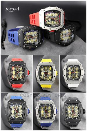 Richard Mille Rubber   Watches for sale in Lagos State, Amuwo-Odofin