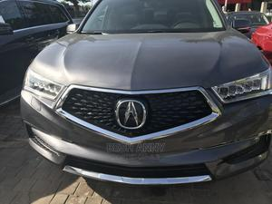 Acura MDX 2020 Base SH-AWD Gray   Cars for sale in Lagos State, Ajah