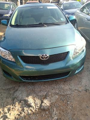 Toyota Corolla 2010 Green | Cars for sale in Lagos State, Surulere