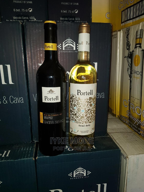 Porttel Red Wine