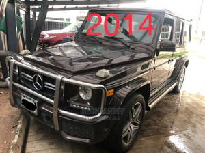 Mercedes-Benz G-Class 2014 Black | Cars for sale in Lagos State, Ajah