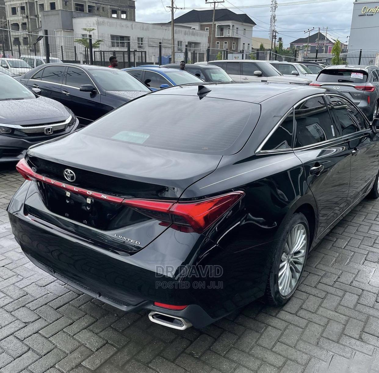 Toyota Avalon 2019 Black | Cars for sale in Lekki, Lagos State, Nigeria