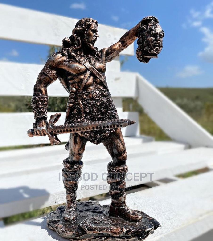 Statue of a Hero
