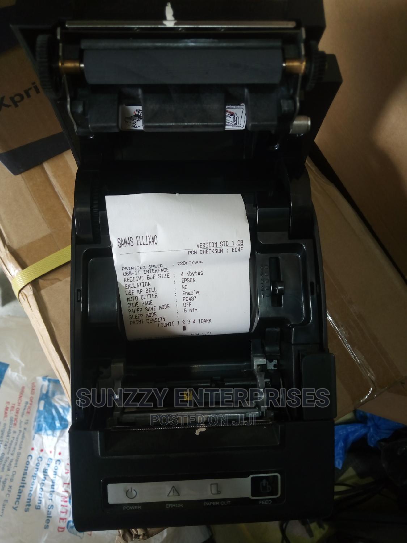 Archive: Sam4s Bank Standard POS Receipt Printer