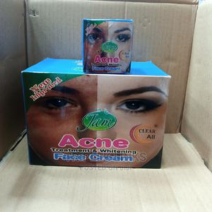 Jam Acne Treatment and Whitening Face Cream | Skin Care for sale in Lagos State, Ojo