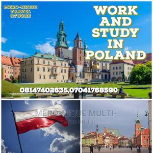 Poland Work Permit Visa   Travel Agents & Tours for sale in Delta State, Warri
