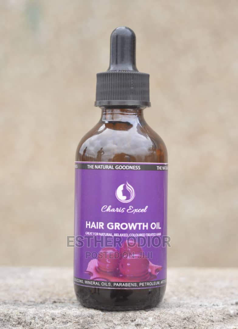 Archive: Charis Excel Hair Growth Oil