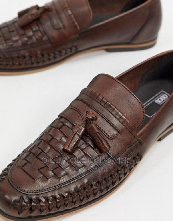 Archive: Asos Design Loafers in Brown