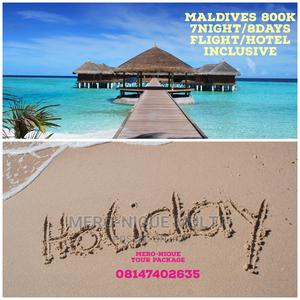 Maldives Holiday Tour | Travel Agents & Tours for sale in Delta State, Warri
