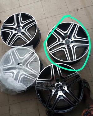 Size 18 Inches for Mercedes Benz Available ETC | Vehicle Parts & Accessories for sale in Lagos State, Mushin