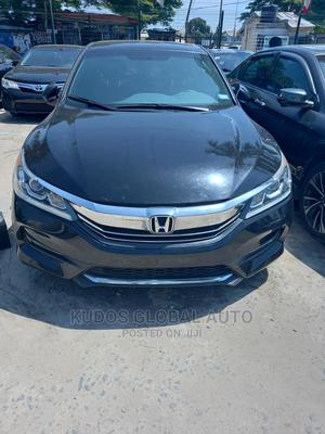 Honda Accord 2017 Black | Cars for sale in Lagos State, Ajah