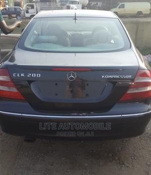 Mercedes-Benz CLK 2004 Black | Cars for sale in Lagos State, Ikotun/Igando