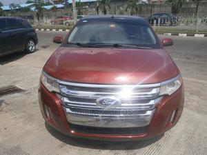 Ford Edge 2012 Red | Cars for sale in Lagos State, Ikeja