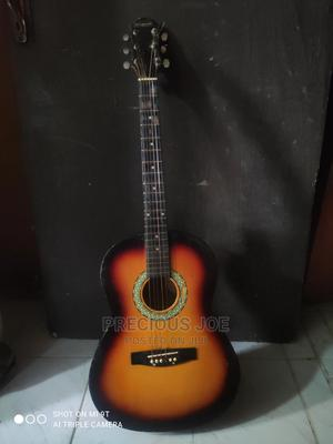 Complete 6 Strings Acoustic Guitar With Bag | Musical Instruments & Gear for sale in Abuja (FCT) State, Apo District