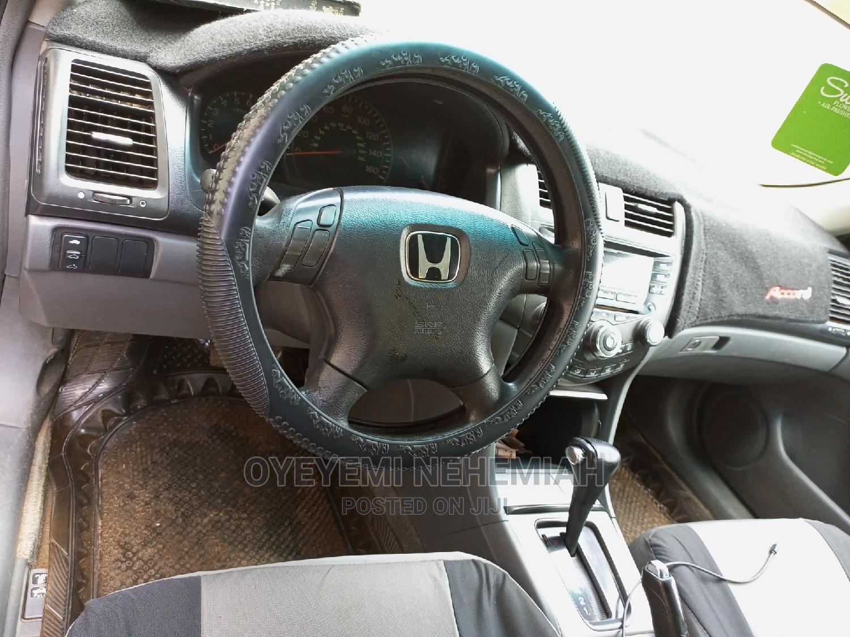 Archive: Honda Accord 2006 2.4 Type S Automatic Gray