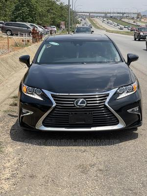 Lexus ES 2018 Black | Cars for sale in Abuja (FCT) State, Wuse