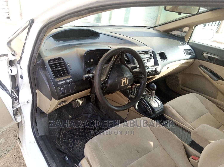 Archive: Honda Civic 2006 1.8i-Vtec VXi Automatic White
