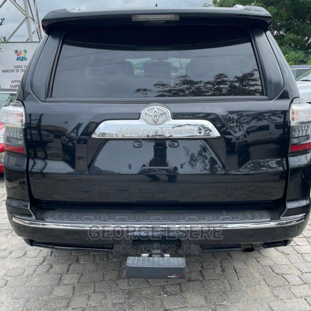 Toyota 4-Runner 2016 Black | Cars for sale in Ikoyi, Lagos State, Nigeria