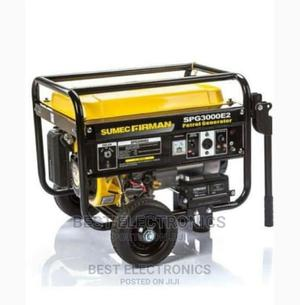 Sumec Firman 100% Copper Key Start Generator - SPG3000E2 | Electrical Equipment for sale in Abuja (FCT) State, Wuse 2