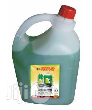 Biogel (5 Ltr) For Stoves (Cheaper, Last Longer & Safer Than Kerosene)