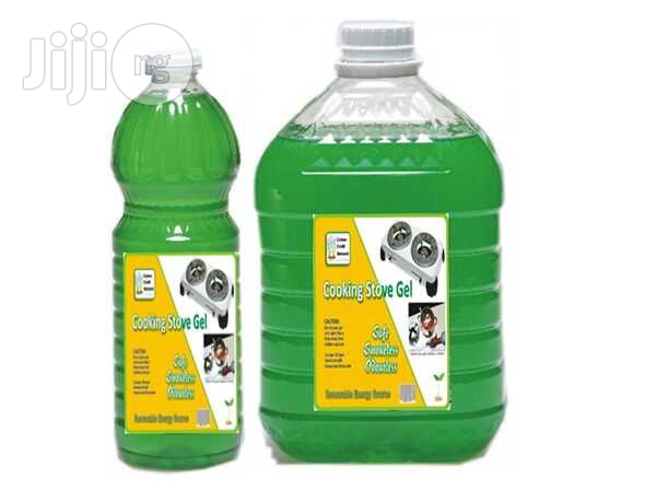 Biogel (5 Ltr) For Stoves (Cheaper, Last Longer & Safer Than Kerosene) | Cleaning Services for sale in Osisioma Ngwa, Abia State, Nigeria