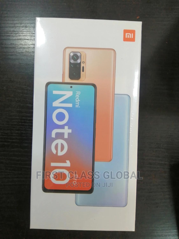 New Xiaomi Redmi Note 10 Pro 128 GB | Mobile Phones for sale in Ikeja, Lagos State, Nigeria