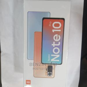 New Xiaomi Redmi Note 10 Pro 128 GB   Mobile Phones for sale in Lagos State, Ikeja