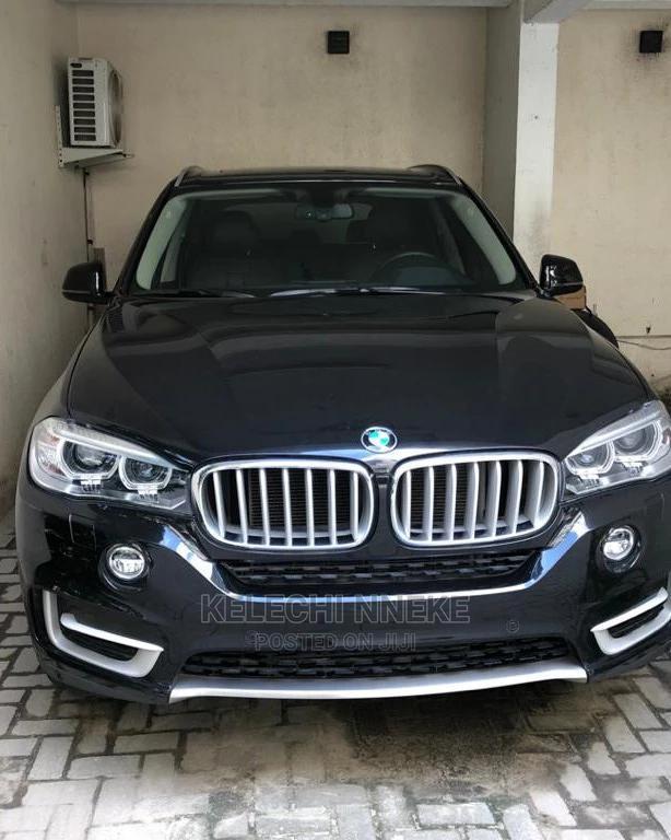 Archive: BMW X5 2015 Black