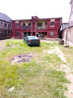 A Storey Block of 4 Flat for Sale   Houses & Apartments For Sale for sale in Ojo, Okokomaiko