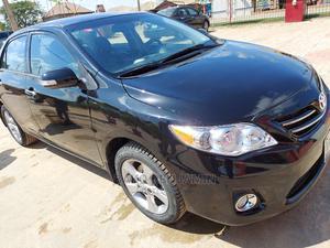 Toyota Corolla 2013 Black | Cars for sale in Lagos State, Agbara-Igbesan