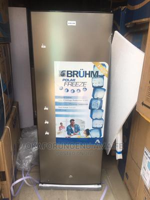 Bruhm Standing Freezer | Kitchen Appliances for sale in Lagos State, Ojo
