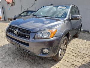 Toyota RAV4 2010 3.5 Sport 4x4 Gray | Cars for sale in Lagos State, Ikeja