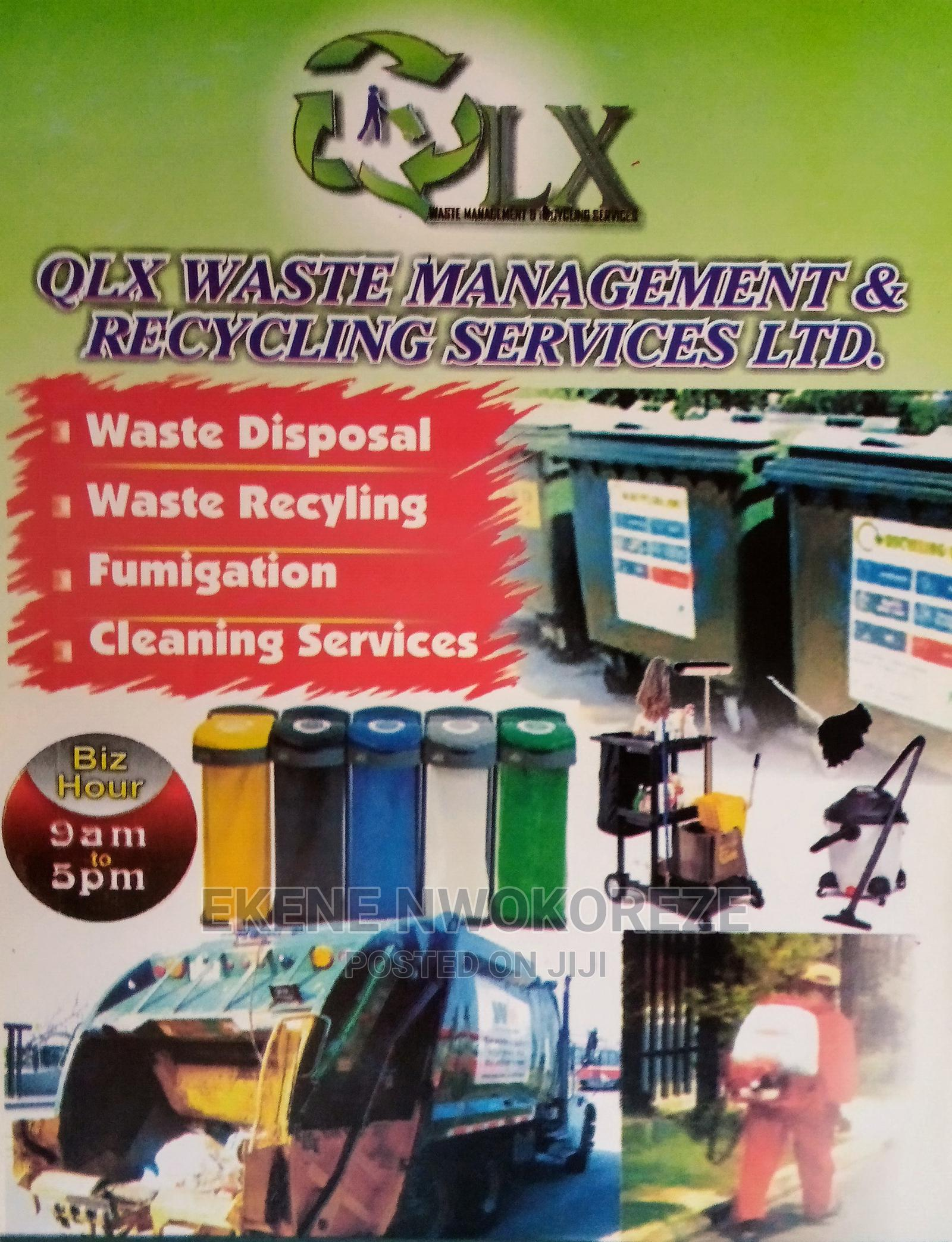 Archive: Cleaning, Fumigation, Waste Bin Supply