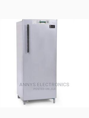 Midea HS-235L (181-Litre) Single Door Refrigerator - Silver   Kitchen Appliances for sale in Abuja (FCT) State, Lokogoma