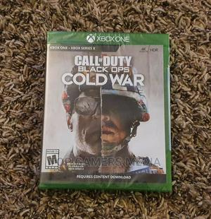 Xbox One - Call of Duty: Black Ops Cold War   Video Games for sale in Lagos State, Agege