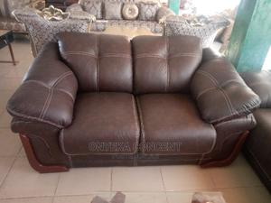 Sofa Chair Buy 7-Seater Brown Colour | Furniture for sale in Lagos State, Lekki