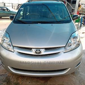 Toyota Sienna 2008 Silver | Cars for sale in Edo State, Benin City