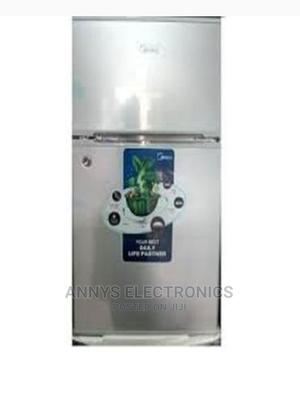 Midea Double Door Refrigerator (Hd-113f} 87 Ltrs | Kitchen Appliances for sale in Abuja (FCT) State, Gwarinpa