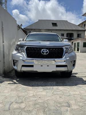 Toyota Land Cruiser Prado 2012 Silver | Cars for sale in Lagos State, Lekki