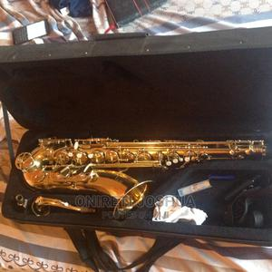 Yamaha Tenor Saxophone   Musical Instruments & Gear for sale in Lagos State, Ojodu