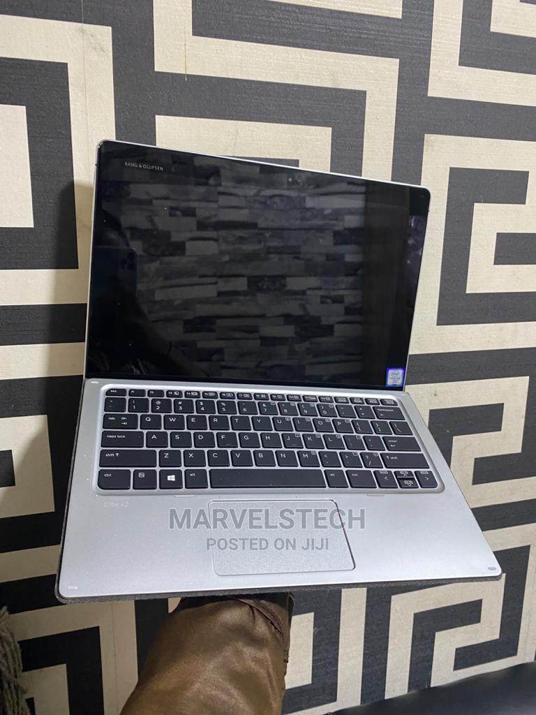 Laptop HP Elite X2 1012 8GB Intel Core I7 SSD 256GB