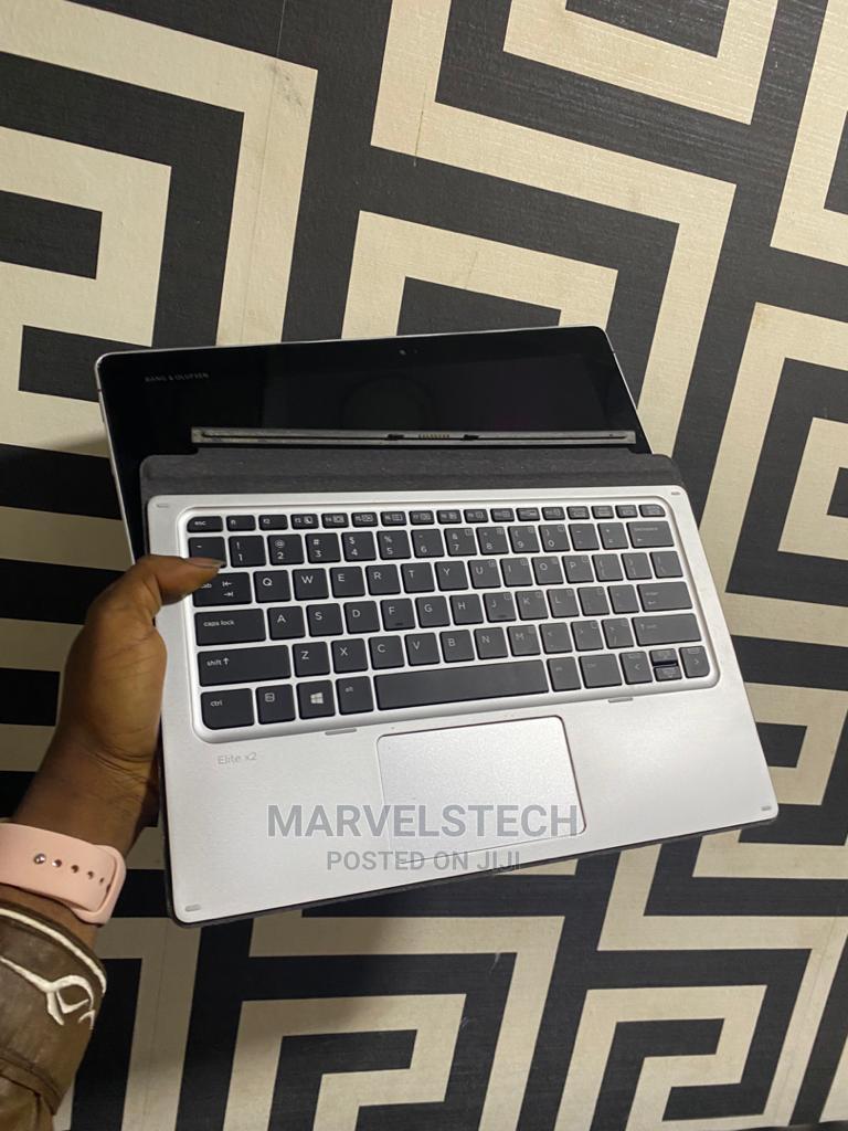 Laptop HP Elite X2 1012 8GB Intel Core I7 SSD 256GB | Laptops & Computers for sale in Ikeja, Lagos State, Nigeria