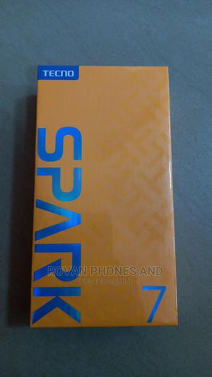 New Tecno Spark 7P 64 GB Blue | Mobile Phones for sale in Lagos State, Ikeja