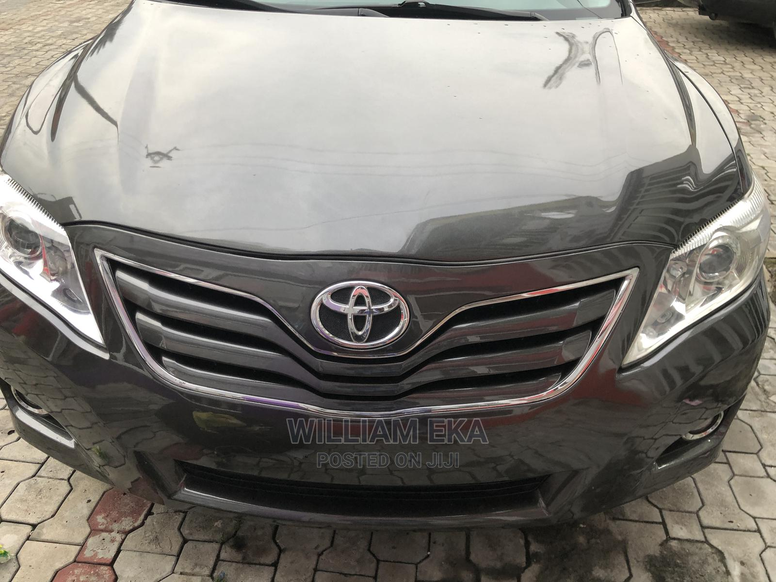 Toyota Camry 2011 Gray | Cars for sale in Port-Harcourt, Rivers State, Nigeria