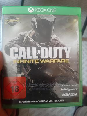 Xbox One Call of Duty Infinite Warfare   Video Games for sale in Lagos State, Agege